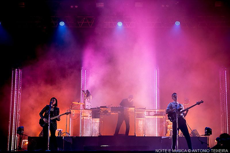 The XX - NOS Alive '17