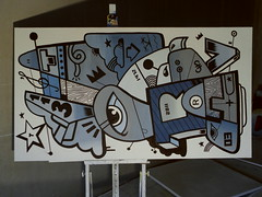 ottograph amsterdam painting 1 #ottograph