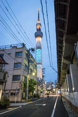 Sky Tree - Tokyo, Japan