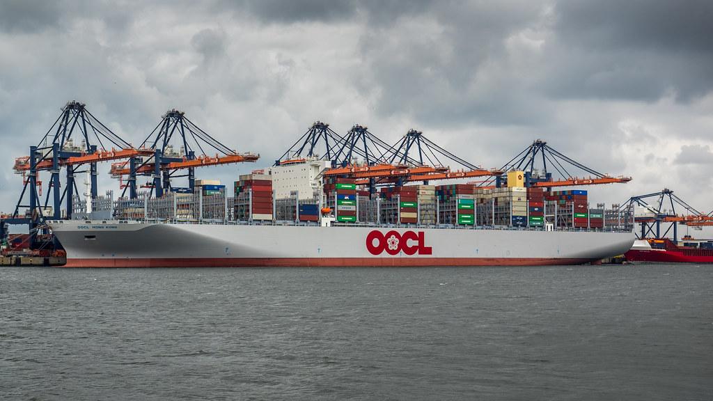 Image result for hong kong port