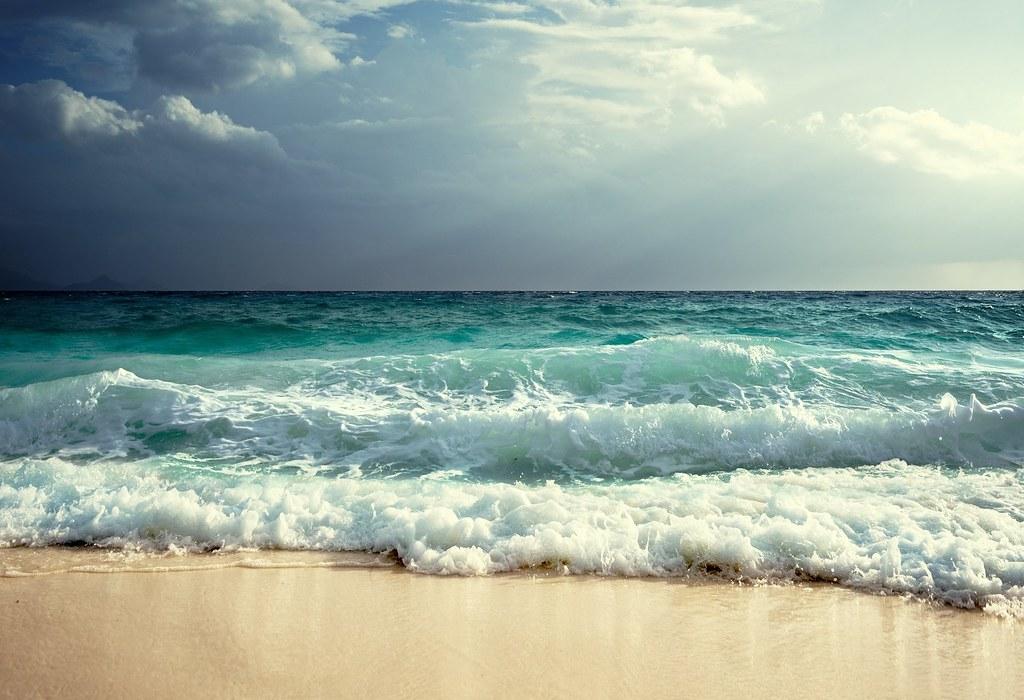 910 Koleksi pemandangan alam pantai gambar Gratis Terbaru