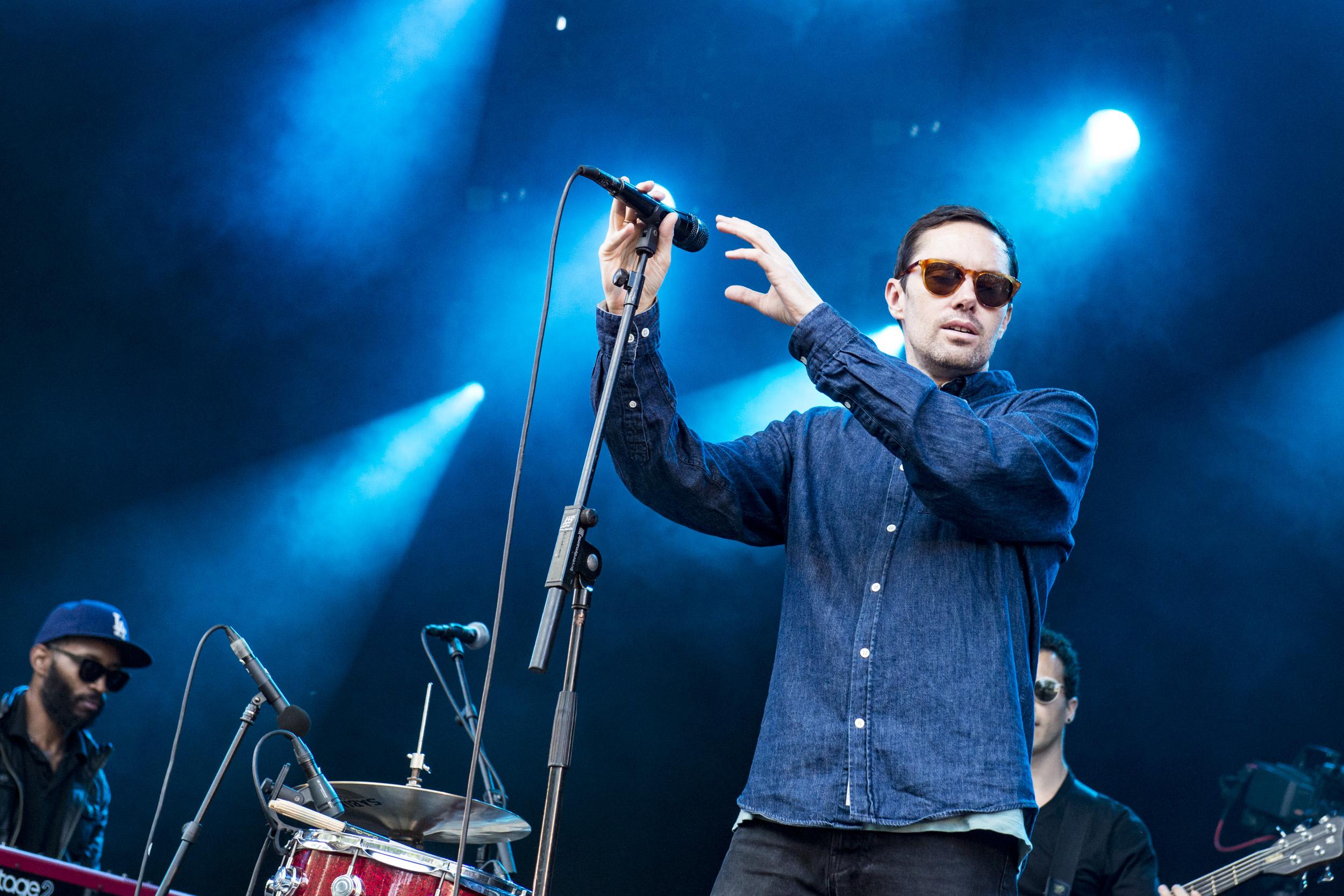 Rhye @ Cactusfestival 2017, Dag 2 (Nick De Baerdemaeker)