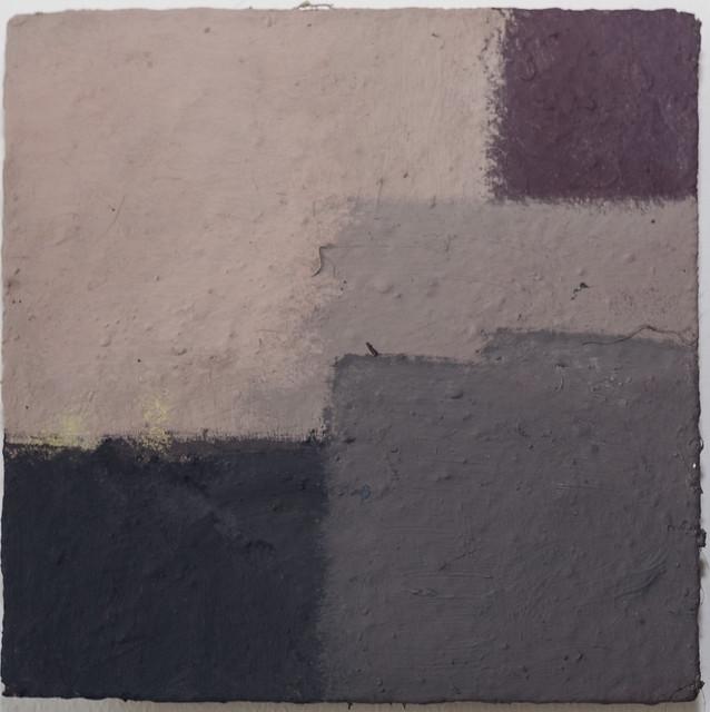Corresponding AAA 20 x 20 cm Öl, Eitempera/Pigmente 2017