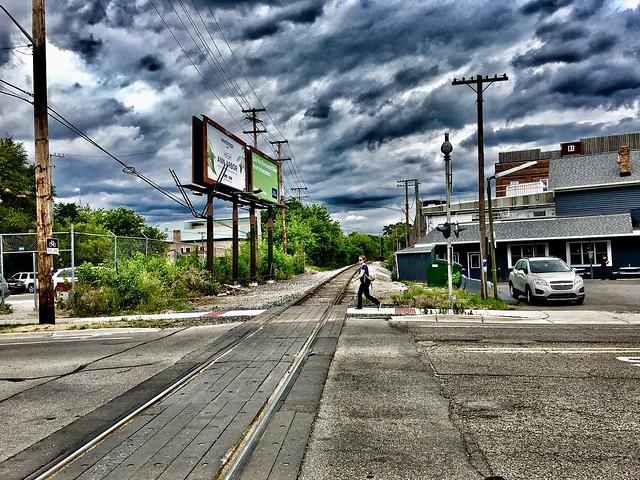 Streetscape, Ann Arbor