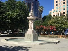 Chavez Park fountain