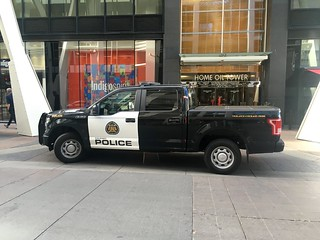 This is how they do police cars in Calgary | by Beth77