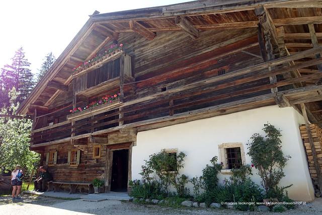 Krallerhof, Freilichtmuseum Großgmain / Salzburg