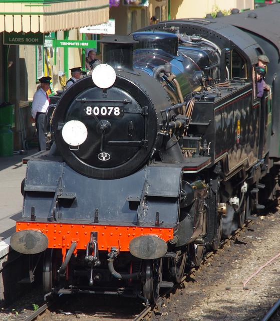 RD15421.  80078 at Alresford.