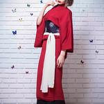 紅留袖 (1)