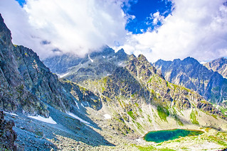 High Tatras. View from Rohatka. | by lskornog