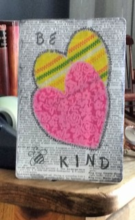 heART Postcard ~~ Kindness