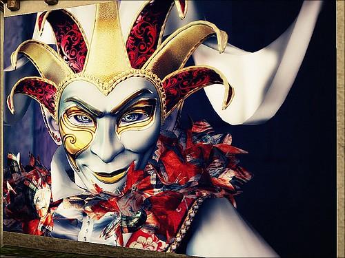 SL14B Beguile - Masked: Carnevale di Venezia- Piercing Jester | by mromani50