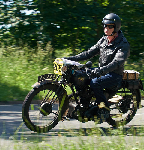 AJS M6 350cc 1929