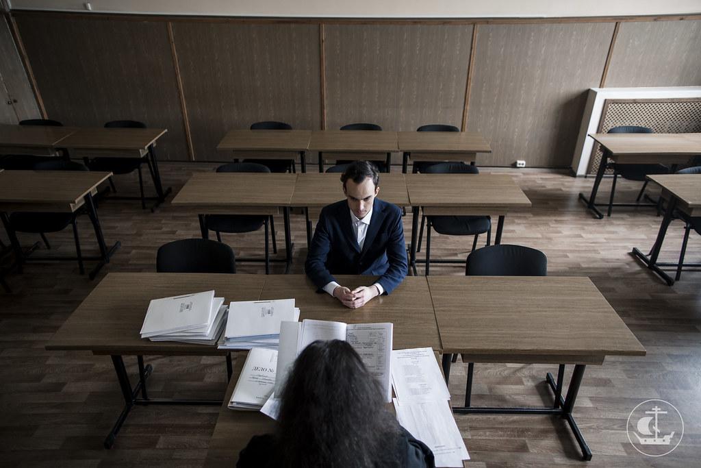 6 июля 2017, Вступительные экзамены на бакалавриат / 6 July 2017, Entrance exams for Bachelor program