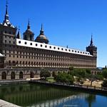 El Escorial, Madrid.