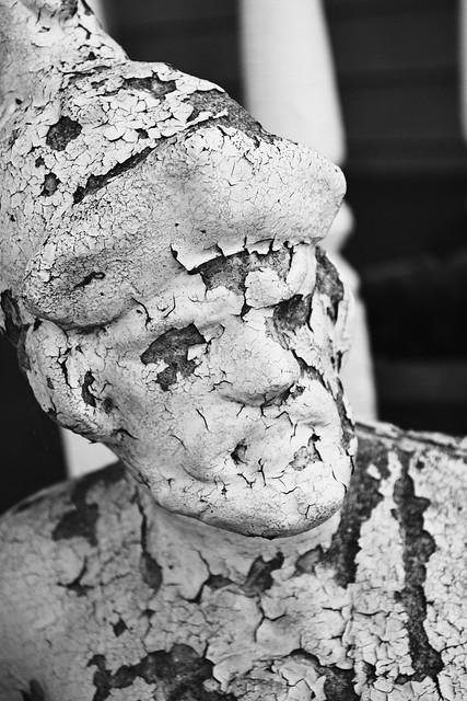 A Peeling Face