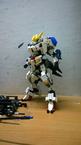 LEGO Gundam Barbatos ASW-G-08 1/60 | by demon1408