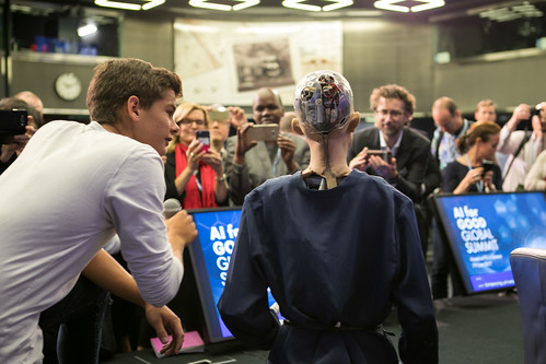 AI for GOOD Global Summit | by ITU Pictures