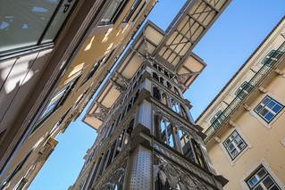 The Santa Justa Lift | by Infomastern
