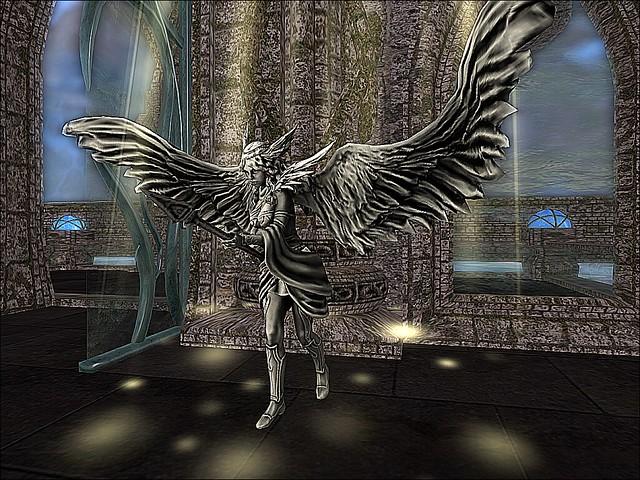 Angels & Demons: Eternal Conflict - Winged Warrior