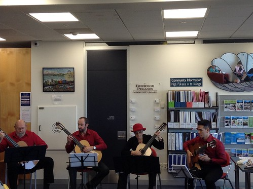 Otautahi Classical Guitar Group | by Christchurch City Libraries