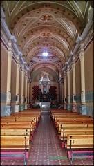 Ex Convento Franciscano Siglo XVI (Tepeaca) Estado de Puebla,México
