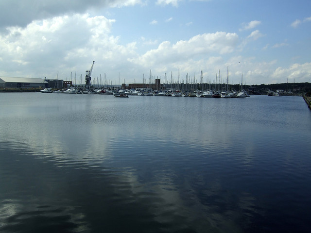 St Mary's Island, Chatham
