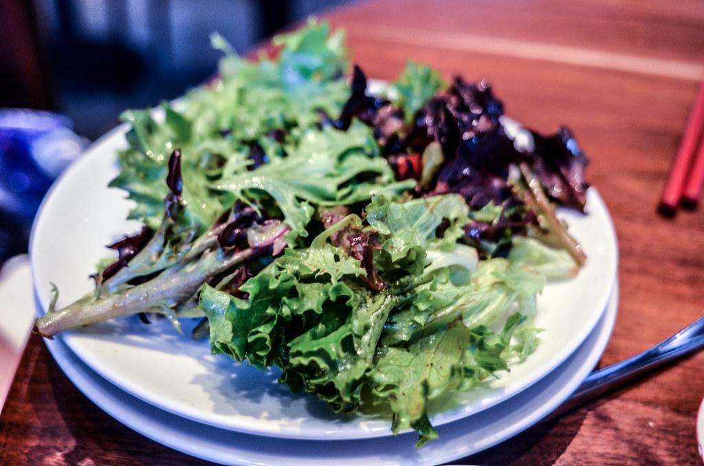 Morimoto salad