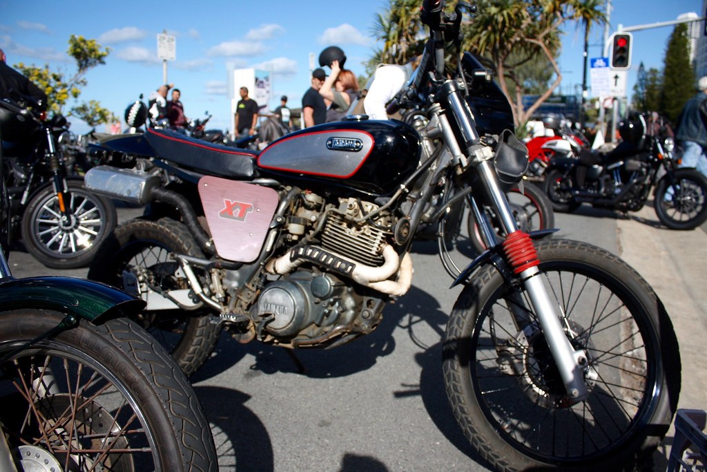 Yamaha XT   Mountain\/ Ash   Flickr