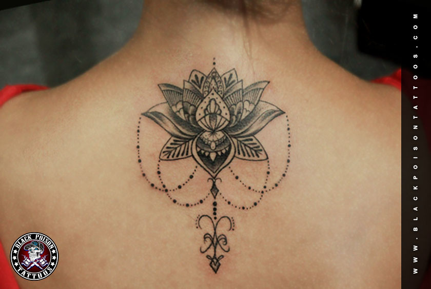 Lotus Tattoo The Lotus Flower Meaning Is Shared Across Sev Flickr