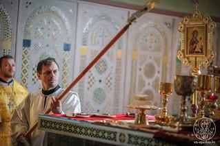 Божественная литургия 760