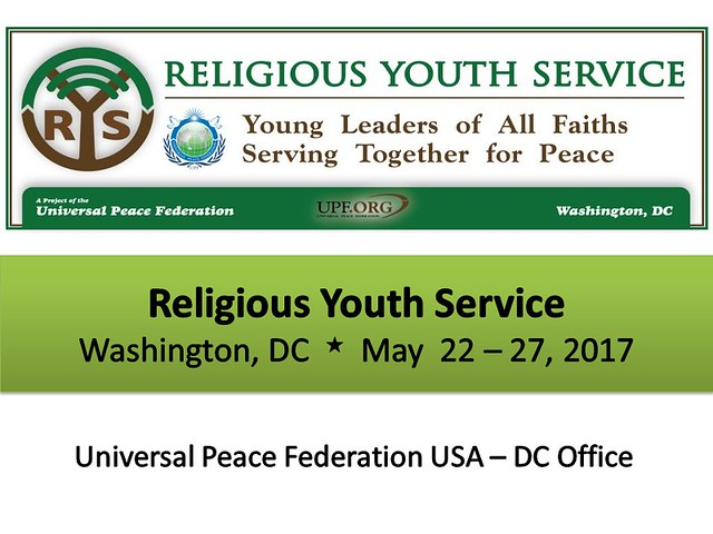 United States-DC-2017-05-27-RYS Gives U.S. Youth a Capital Training