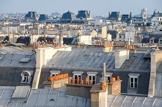 Sur les toits de Paris | by Bee.girl