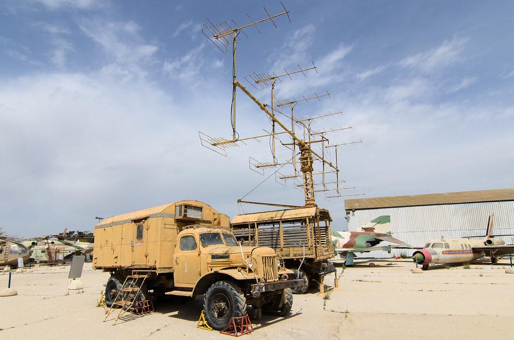 P-12 MA Radar / ZIL-157 | 2708...
