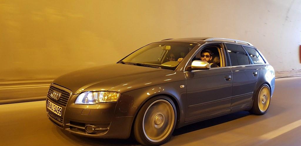 Audi A4 B7 20 Tfsi Quattro Avant Bbs Rc Wheels Rolling Sh Flickr
