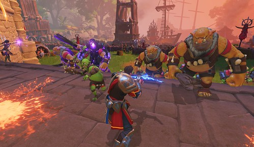 Orcs Must Die Unchained | by PlayStation.Blog