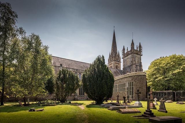 Cardiff, Llandaff Cathedral