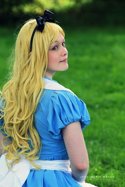 Cosplay Alice - Chloé