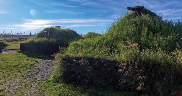 L'Anse aux Meadows National Historic Site, Western