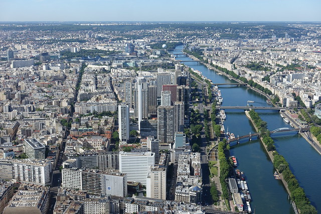 Beaugrenelle @ Summit @ Eiffel Tower @ Paris