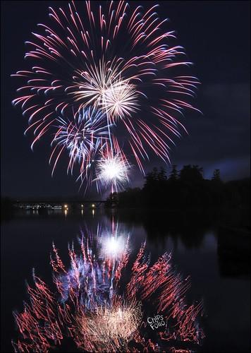 fireworks lewiston auburn maine androscoggin reflections greatfalls canoneosrebelt7i canoneos800d rebelt7i eos800d chipsfolio