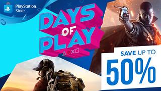 DaysOfPlayTwitter | by PlayStation Europe