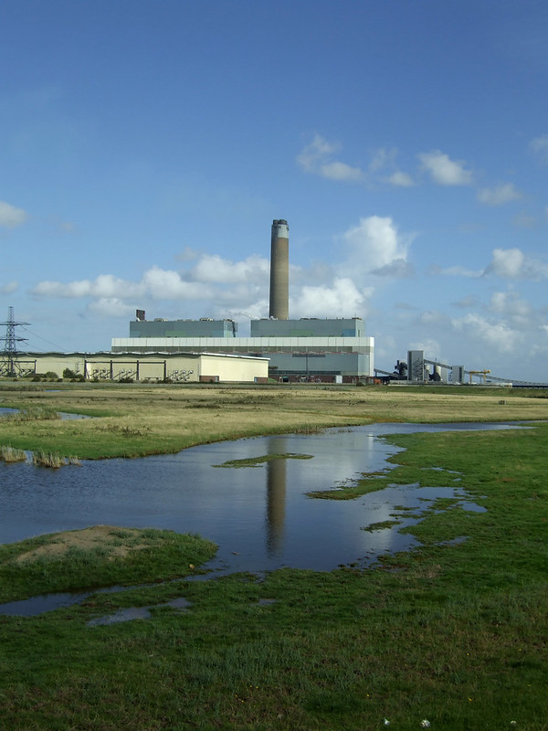Kingsnorth Power Station