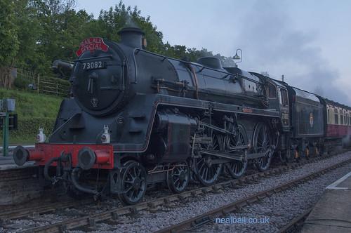 BR Standard No 73082 4-6-0 hr | by neal-felpham