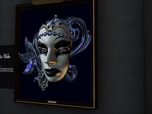 SL14B  Spellbound - Venitian Mask Gallery - The Volto | by mromani50