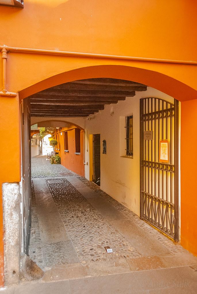 Fine orange  оранжевый переулок 19:00:00 DSC_6967