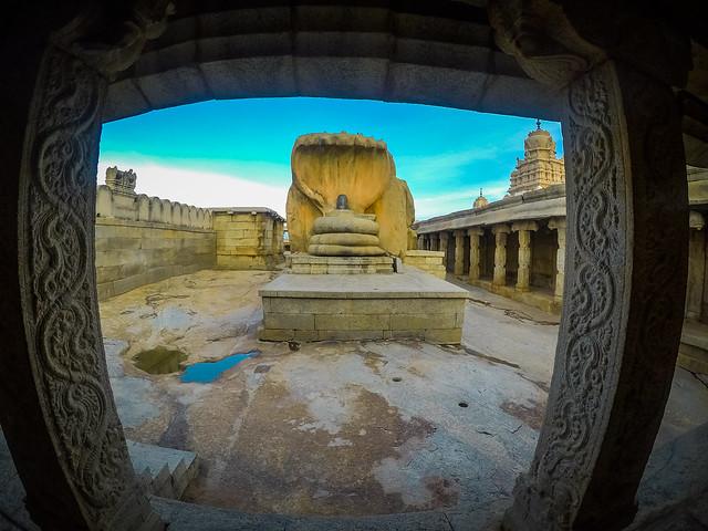 Veerbhadra Temple, Andhra Pradesh, India