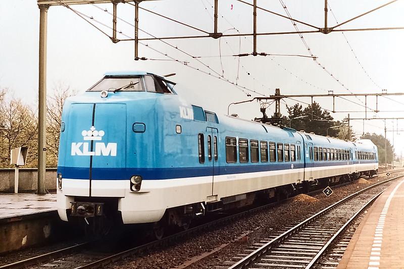 """NS 4011 """"KLM"""" - Zutphen"""