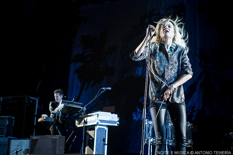The Kills - NOS Alive '17