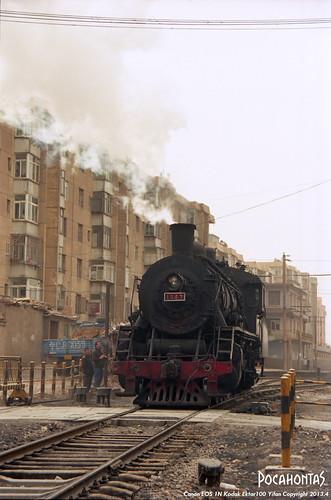 sy1047 steam engine locomotive loco railway railroad rail train